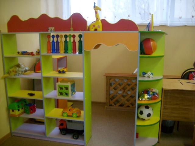 Детский уголок уединения в детском саду своими руками